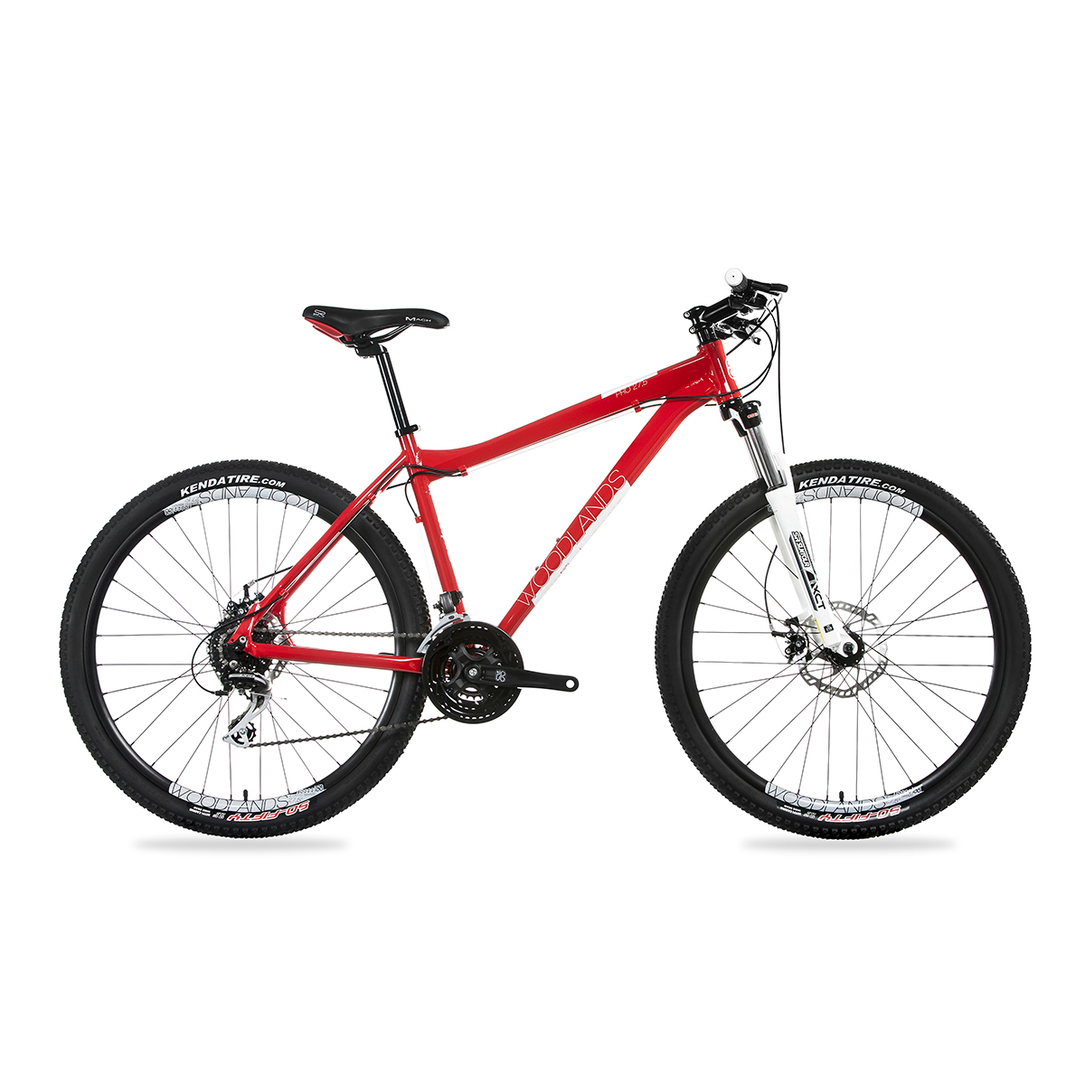 KRP WOODLANDS PRO 27,5 MTB 2.0 24S MEDIUM PIROS