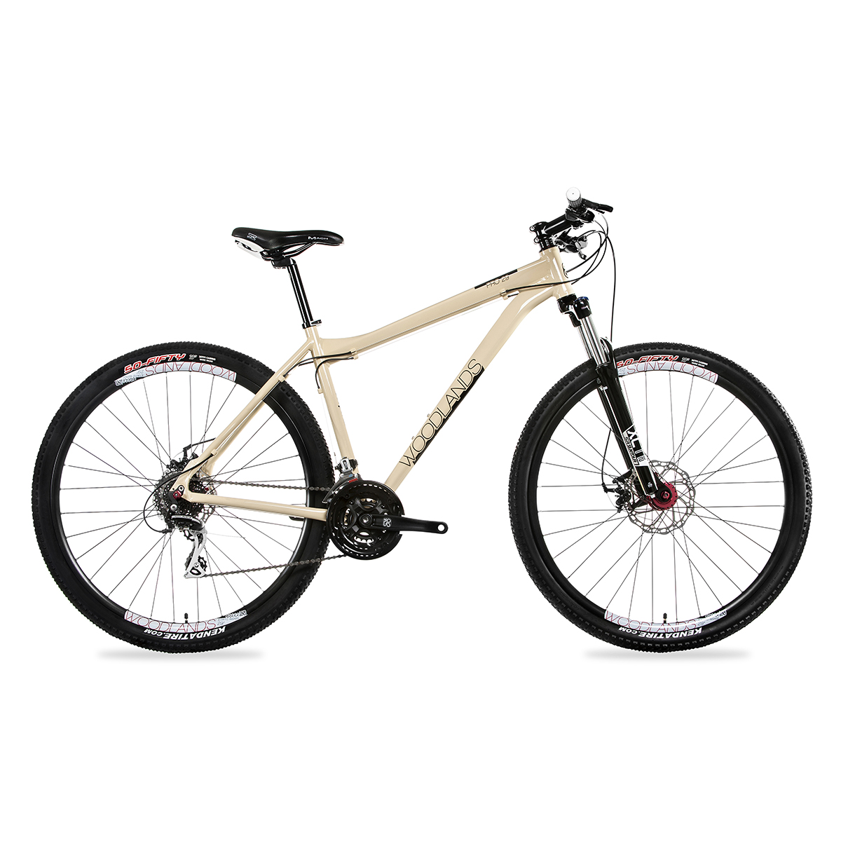 KRP WOODLANDS PRO 29 MTB 2.0 24S SMALL BARNA