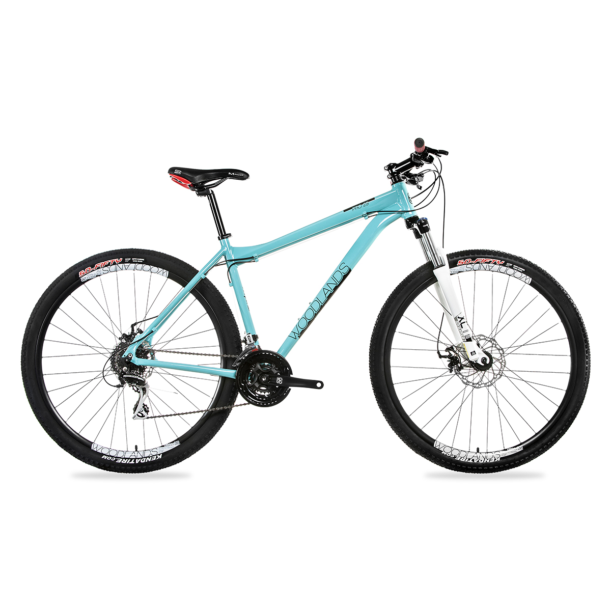 KRP WOODLANDS PRO 29 MTB 2.0 24S SMALL TÜRKIZ